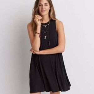 🌈 american eagle | soft & sexy sleeveless dress